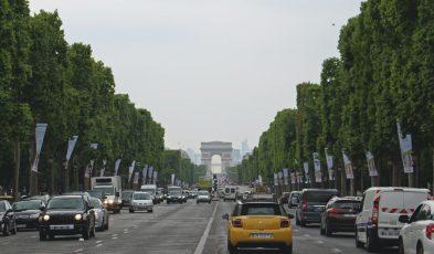 paris traffic ban