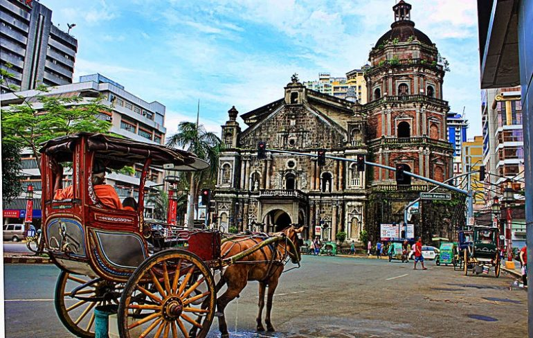 Things to do in manila alone