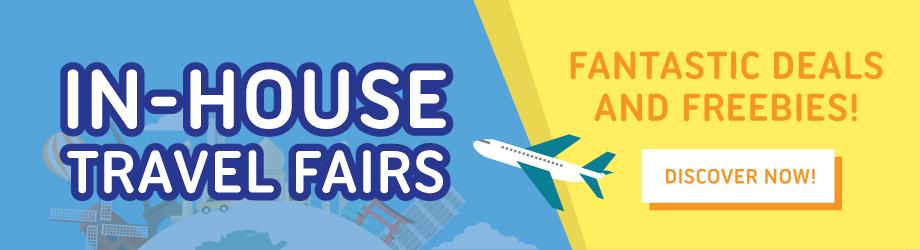 In house Fair - Travel Fair Banner