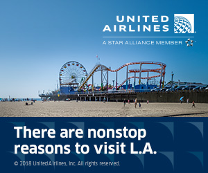 LAX Fare Sale