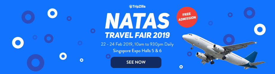 NATAS Travel Fair February 2019