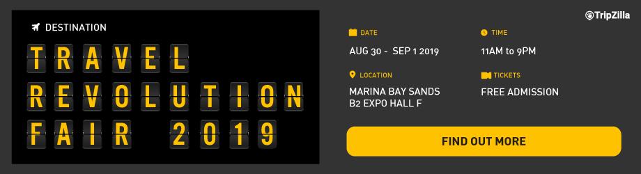 Travel Revolution August 2019