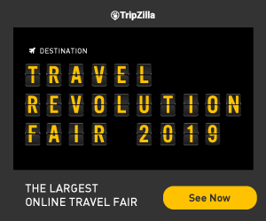 Travel Revolution Travel Fair September 2019
