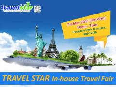 Travel Star In-House Travel Fair