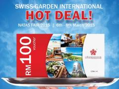 Swiss-Garden International Hot Deal