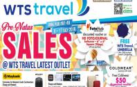 WTS Travel Pre-NATAS Sales