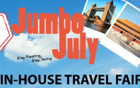 CTC Travel's Jumbo July In-House Travel Fair