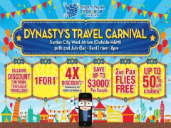 Dynasty's Travel Carnival