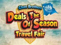 Deals Of The Season Travel Fair