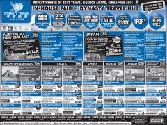 In-House Fair @ Dynasty Travel Hub