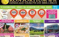 Konsortium Express and Tours - Travel Malaysia 2016