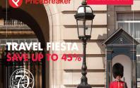 PriceBreaker X Trafalgar Travel Fiesta