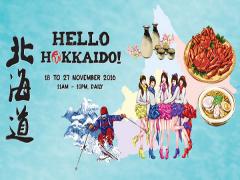 Hello Hokkaido!