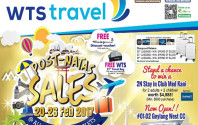 Post-NATAS Sales with WTS Travel & Tours