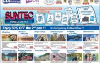 EU Holidays Suntec Travel Fair