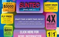 Dynasty Travel - Suntec Travel Fair