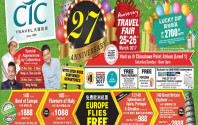 CTC's 27TH Anniversary Travel Special