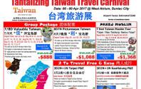 WTS Travel @ Taiwan Travel Carnival