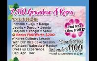 Chan Brothers - Korea Travel Fair 2017