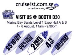 Cruise 1st Singapore