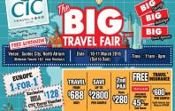 CTC Travel - The BIG Travel Fair