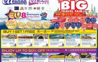EU Holidays - The BIG Travel Fair