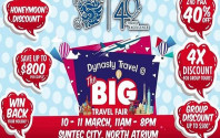Dynasty Travel International - the BIG Travel Fair