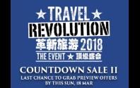 Chan Brothers Travel Countdown Sale II
