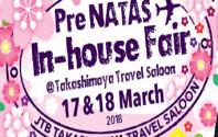 JTB - Pre-NATAS In-House Fair