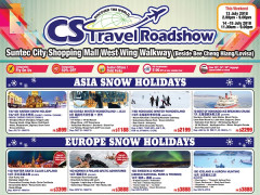 CS Travel Roadshow