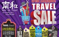Great Singapore Travel Fair