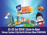 EU Early Bird Travel Fair