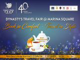 Dynasty's Travel Fair @ Marina Square