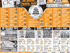 In-house Travel Fair (28 & 29 July 2018)