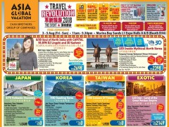 Asia Global Vacation