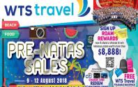 Pre-NATAS Sales