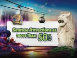 NATAS Holidays 2018 - 50% off* Sentosa Attractions and bundles