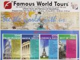 Famous World Tours