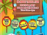 Glorious 28 Years In-house Travel Fair