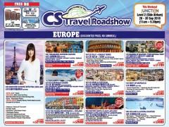 CS Travel Roadshow @ Junction 8