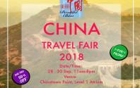 Beautiful China Travel Fair 2018!