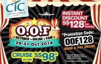 October Online Fantabulous Fair