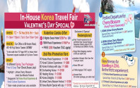 In-House Korea Travel Fair: Valentine's Day Special