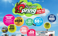 Bountiful Spring Travel Fair with CTC Travel
