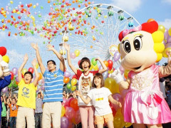 Buy 1 get 1 Free Regular Admission Ticket to Window on China Theme Park using TigerAir Boarding Pass