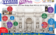 Asia Xpedition Fair 2016 with EU Holidays!