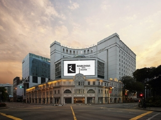 35% Off Room Rates in Rendezvous Hotel Singapore via Far East Hospitality
