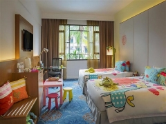 Family Fun Escape at Swissotel Merchant Court with 50% Savings!