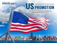 US Advanced Purchase Promotion from Korean Air