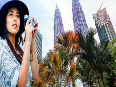 Enjoy a Getaway to Kuala Lumpur from SGD74 with Malaysia Airlines
